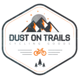 logo-Dust on trails